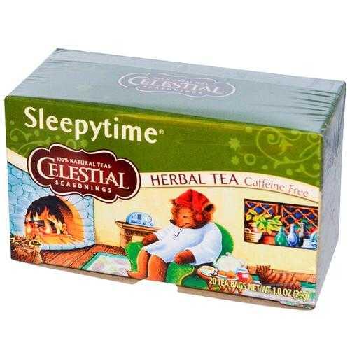 Celestial Seasonings Sleepytime Tea (6x20BAG )