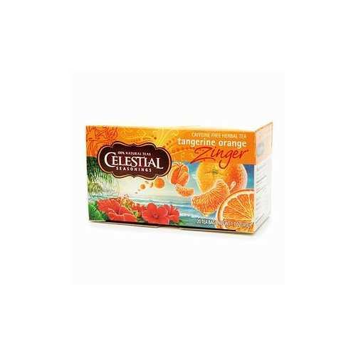 Celestial Seasonings Tang Orange Zinger Tea (6x20BAG )