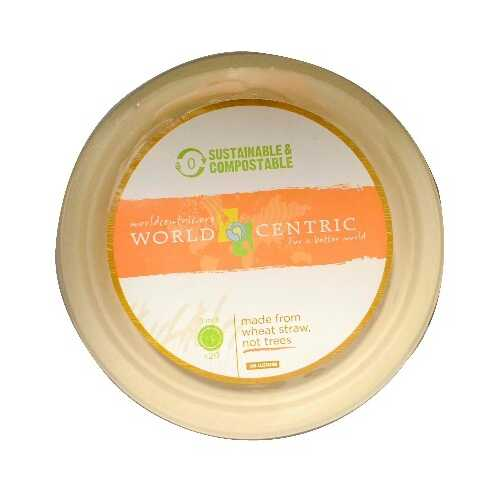 World Centric Fiber Plate 9In (12x20 CT)