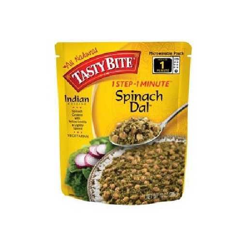 Tasty Bite Spinach Dal (6x10OZ )