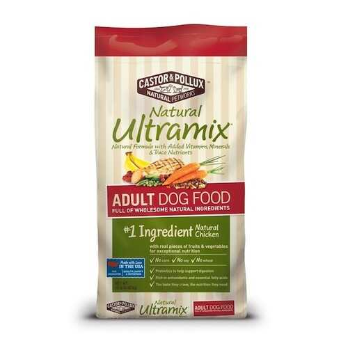 Castor & Pollux Ultra Adult Dog Dry (1x15LB )