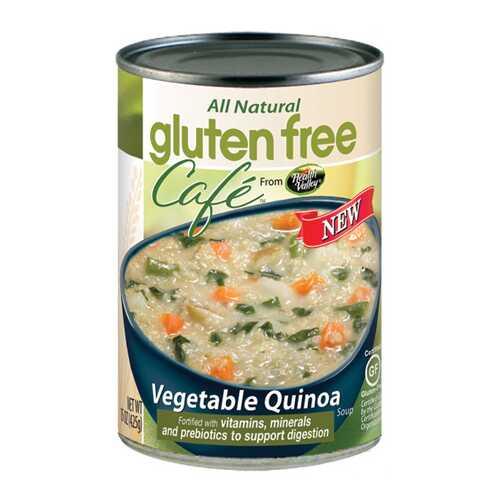 Gluten Free Cafe Vegetable Quinoa Sp (12x15OZ )