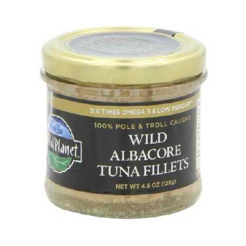 Wild Planet Prem Albacore Fillet (12x4.5OZ )
