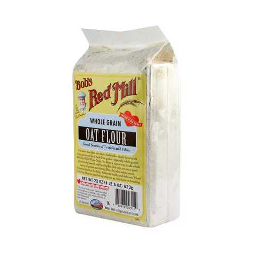 Bob's Red Mill GF Oat Flour (4x22OZ )