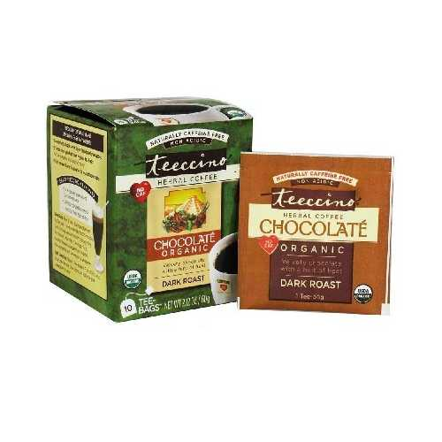 Teeccino Chocolate Coffee Ssrv (6x10BAG )