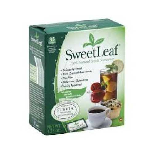 Sweet Leaf Stevia 1G/Pack et (1x35 CT)