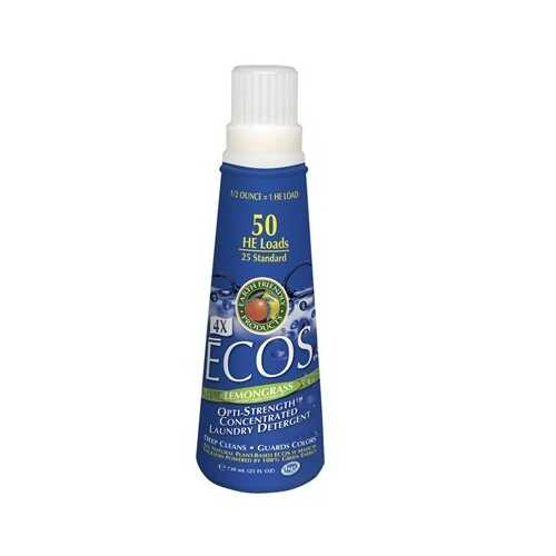 Earth Friendly Ecos 4X Lemongrass (6x25OZ )