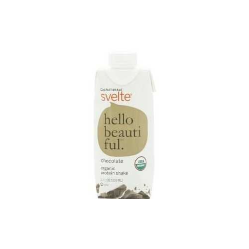 Svelte Hello Beautiful, Chocolate (8x11 OZ)