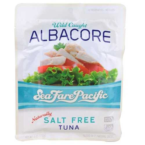 Seafare Pacific Sea Salt (12x6 OZ)