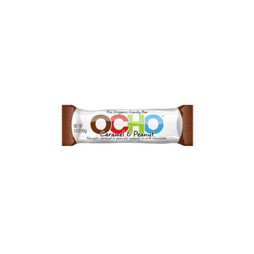 Ocho Caramel & Peanut (18x1.4 OZ)