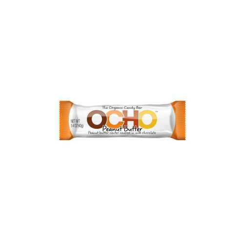 Ocho Peanut Butter (18x1.4 OZ)