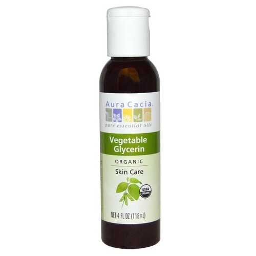 Aura Cacia Vegetable Glycerin (16 OZ)