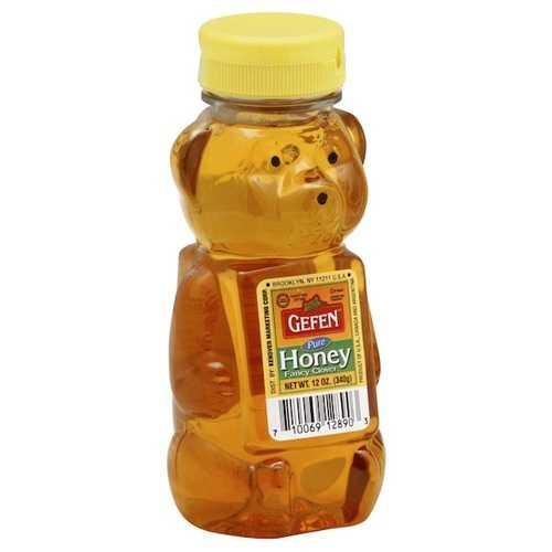 Gefen Honey Bear (12x12OZ )