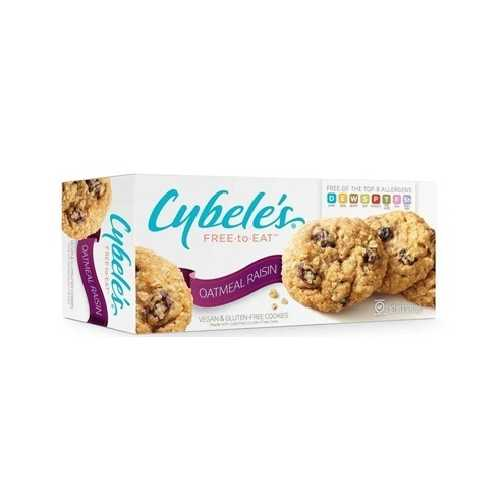 Cybele's Oatmeal Raisin Cookies (6x6OZ )