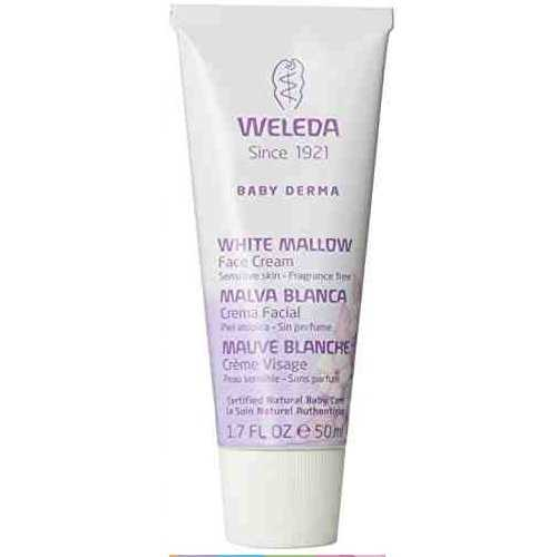Weleda Products Face Cream, White Mallow (1.7 OZ)