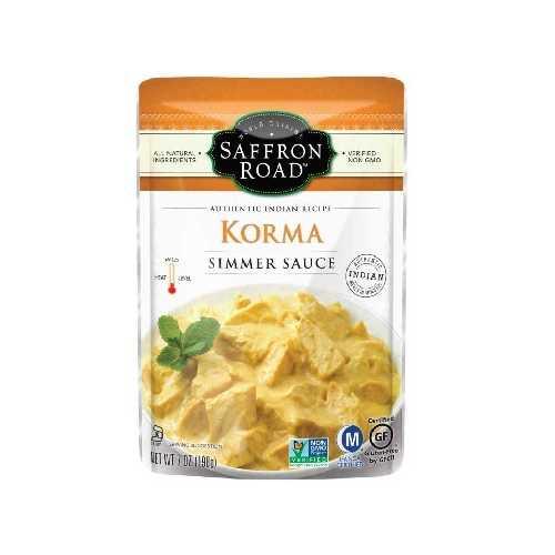 Saffron Road Korma Simmer Sauce (8x7OZ )