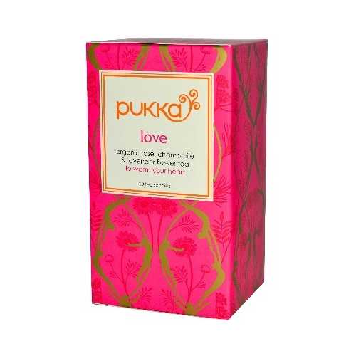 Pukka Herbs Love Tea (6x20BAG )