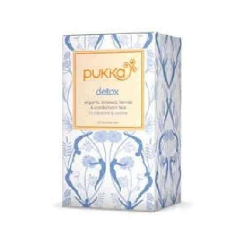 Pukka Herbs Detox Tea (6x20BAG )