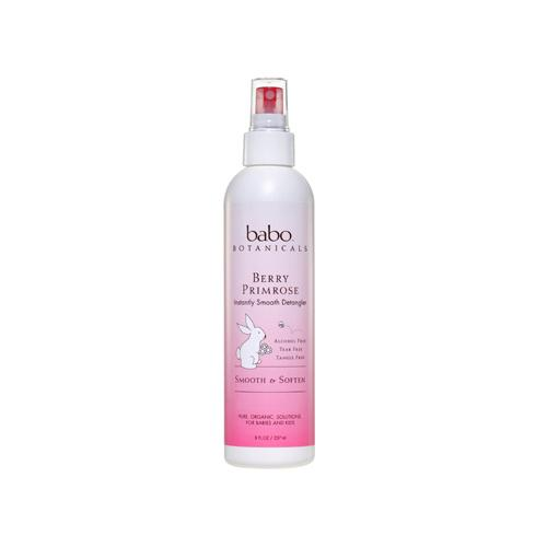 Babo Botanicals Instantly Smooth Detangler Berry Primrose (8 fl Oz)
