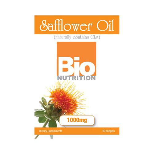 Bio Nutrition Safflower Oil (90 Softgels)