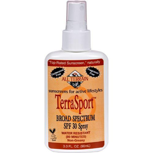 All Terrain TerraSportSPF 30 Spray  3 fl oz