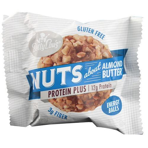 Betty Lou's Nut Butter Balls Protein Plus Almond (12x1.7 Oz)