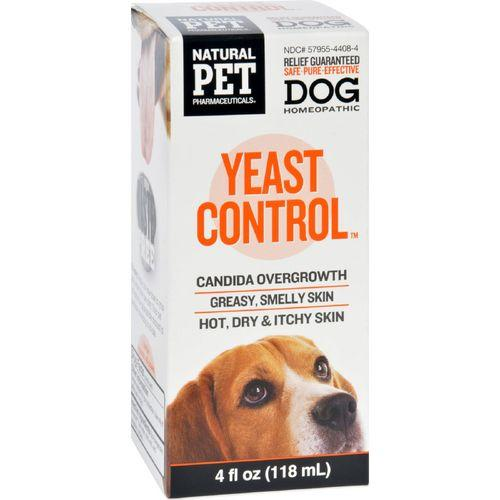 King Bio Homeopathic Yeast Control  Dogs  4 oz