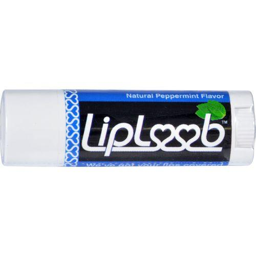 LipLoob  Peppermint  .15 oz  Case of 20