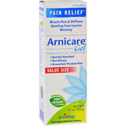 Boiron Arnicare Gel  Value Size  4.1 oz