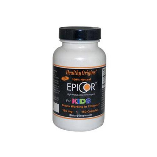 Healthy Origins EpiCor For Kids 125 mg (1x150 Capsules)