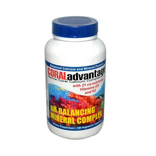 Advanced Nutritional Innovations Coral Advantage (1x180 Veg Capsules)