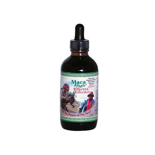 Maca Magic Express Extract (4 fl Oz)