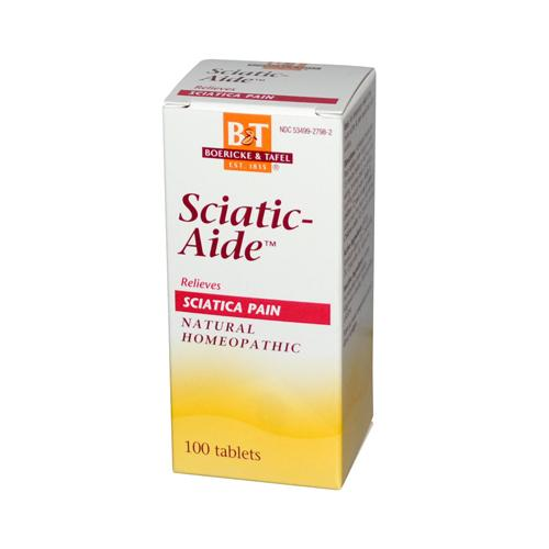 Boericke and Tafel Sciatic-aide (1x100 Tablets)
