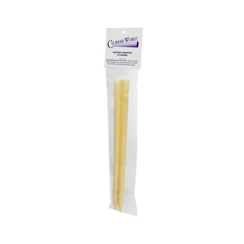 Cylinder Works Paraffin Natural Ear Candles (2 Pack)
