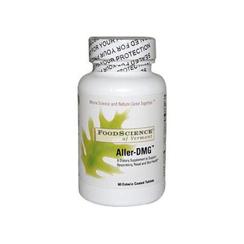 FoodScience of Vermont Aller-DMG (1x60 Tablets)
