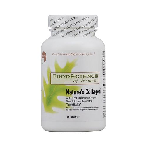 FoodScience of Vermont Nature's Collagen (1x90 Tablets)