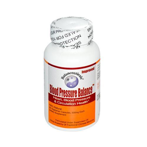 Balanceuticals Blood Pressure Balance (60 Capsules)
