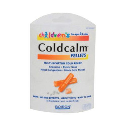 Boiron Children's Cold Calm Pellets (2 Doses)