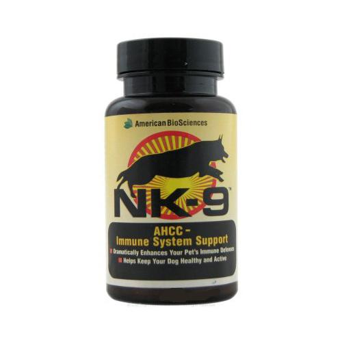 American Bio-Sciences NK-9 AHCC Immune System Support (30 Capsules)