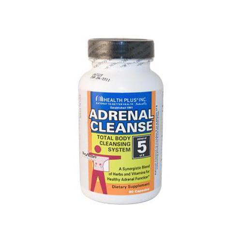 Health Plus Adrenal Cleanse (90 Capsules)