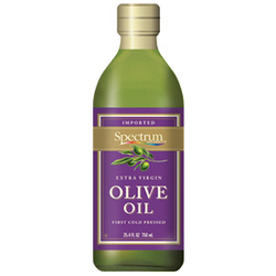 Spectrum Naturals Unrefined Extra Virgin Olive Oil ( 6x25.4 Oz)