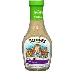 Annie's Naturals Goddess Dressing (6x8 Oz)