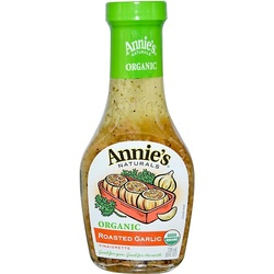 Annie's Naturals Roasted Garlic Vinaigrette (6x8 Oz)
