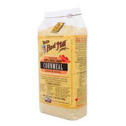 Bob's Medium Grind Cornmeal ( 4x24 Oz)