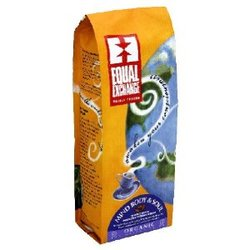 Equal Exchange Mind & Soul Whole Bean Coffee (6x12 Oz)