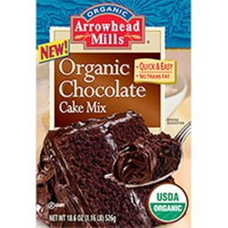 Arrowhead Mills Chocolate Cake Mix (6x18.2 Oz)