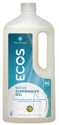 Earth Friendly Auto-Dishwashing Gel Free & Clear (8x40 Oz)