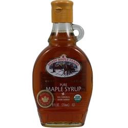 Shady Maple Farms Grade a Dark Maple Syrup Glass (12x8.0 Oz)