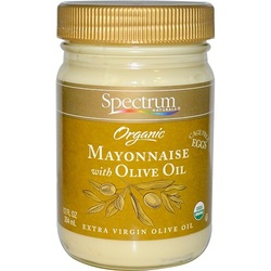 Spectrum Naturals Olive Oil Mayonnaise (12x12 Oz)