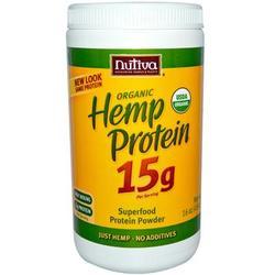 Nutiva Hemp Protein 50% (1x16 Oz)